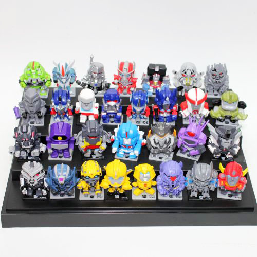 Transformers SD Mini Figure 30 Pcs Set