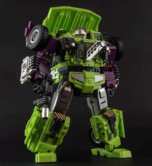 Generation Toy - Gravity Builder -GT-01E Loader