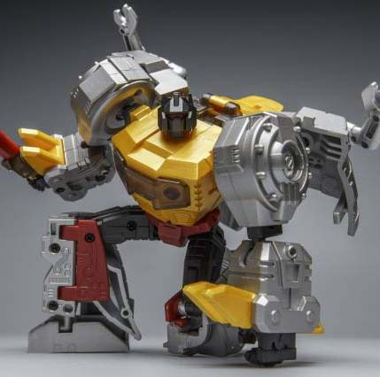 Warbotron - WB03-F Master  model kit