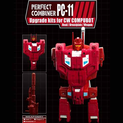 Perfect Effect PC-11 Combiner Upgrade Set Computron