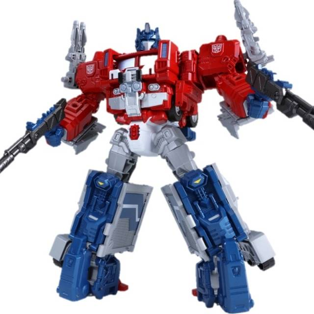 Transformers Legends Series LG-35 Super Ginrai - LG