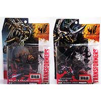 Takara AOE Japan EX Deluxe Black Knight Slug & Scorn