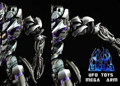 UFO- UP-2 Mega Arm (Grey)  Left hand <br><br>