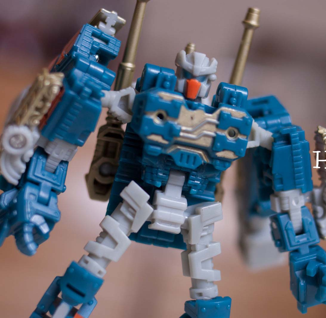 Transformers Collector's Club TFCC 2014  BotCon Eject (Blue)