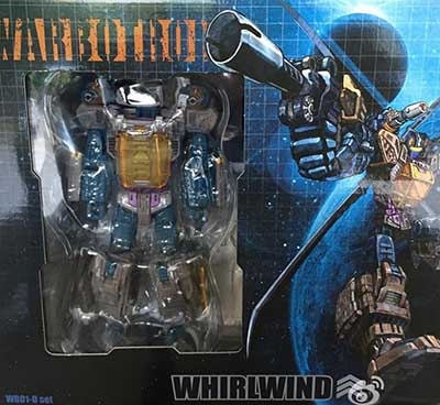 Warbotron WB01-D - Whirlwind (Second Run)