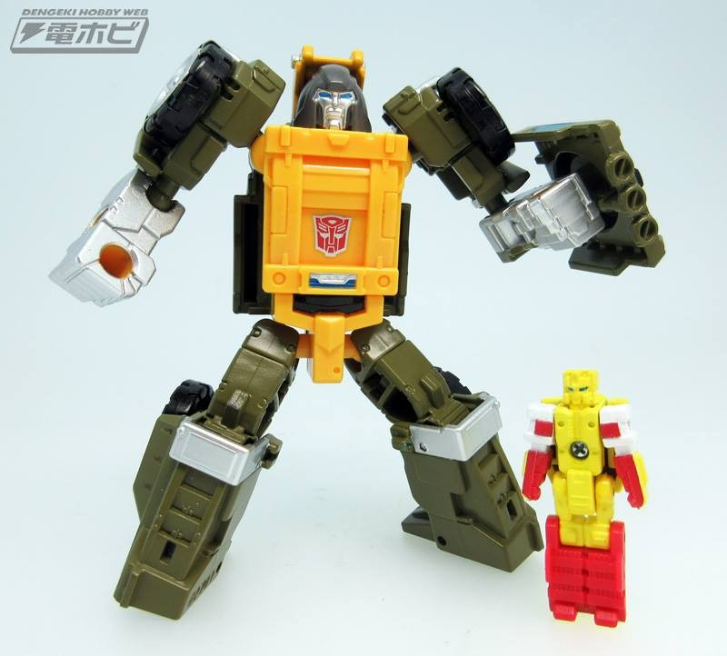 TakaraTomy Transformers Legends -LG48 Gong & Repugnus
