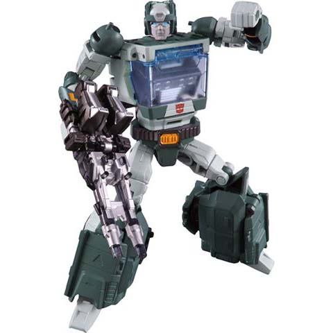 T-TakaTomy Transformers Legends - LG46 Targetmaster Kup