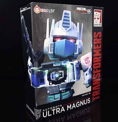 Kids Logic Transformers  Ultra Magnus