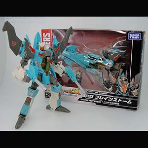 Takara Tomy Transformers Legends LG09 Brainstorm