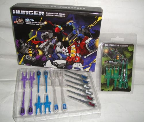 "Guilty G-04 ""Hunger"" Classics Seeker Weapon Upgrade Kit"