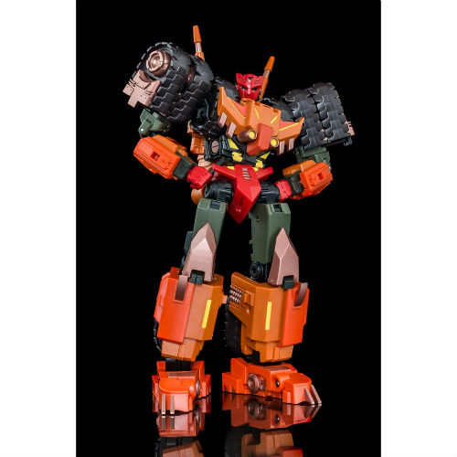 MMC TFcon 2017 exclusive MMC R-19AM Kultur Asterisk Mode