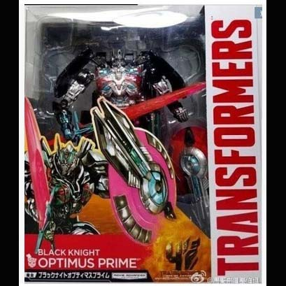 Takara Tomy Transformers Age of Extinction AD-31 Black Knight Op