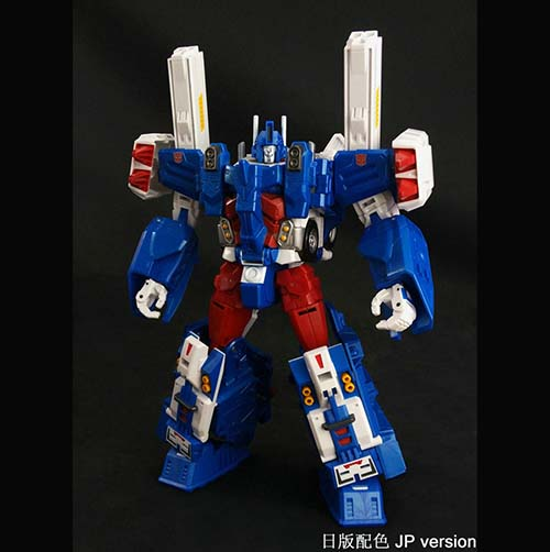 X2TOYS  XT009 for IDW Magnus (JP Ver)