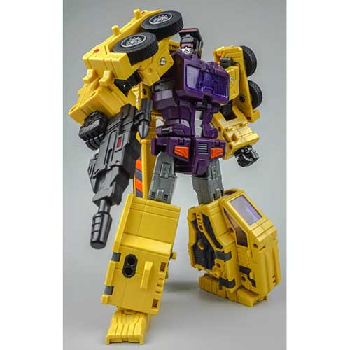 ToyWorld - TW-C04B Allocater (yellow)