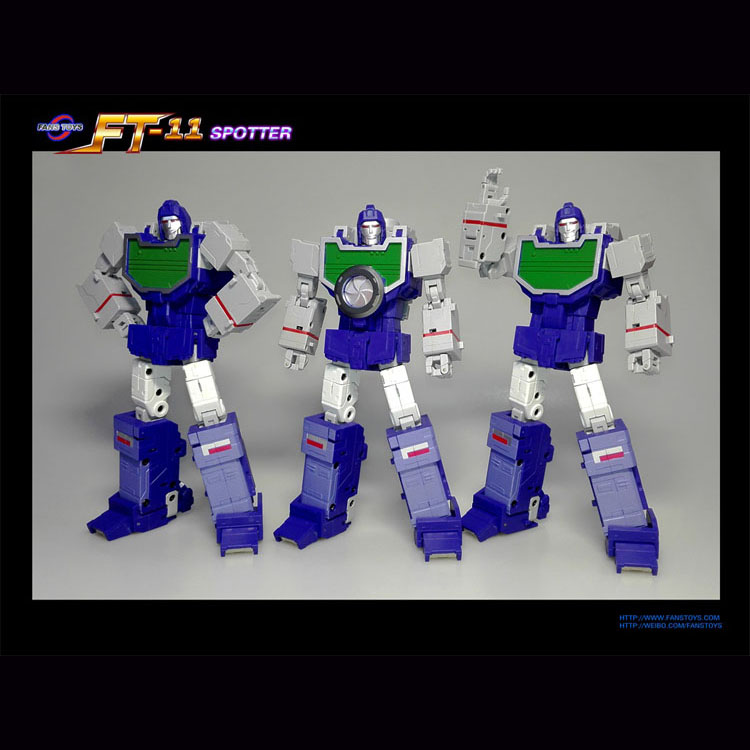 Fans Toys FT-11 Spotter~ Ship now