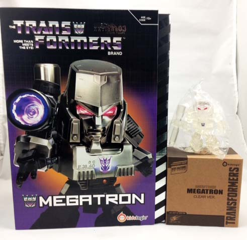 June Speical Kids Logic Megatron + Limited Mini Figure