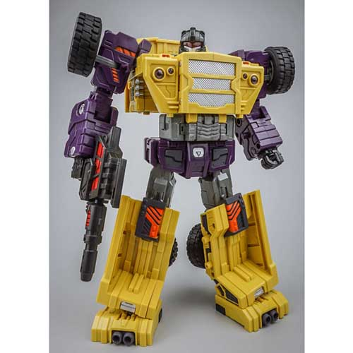ToyWorld - TW-C03B Burden (yellow)