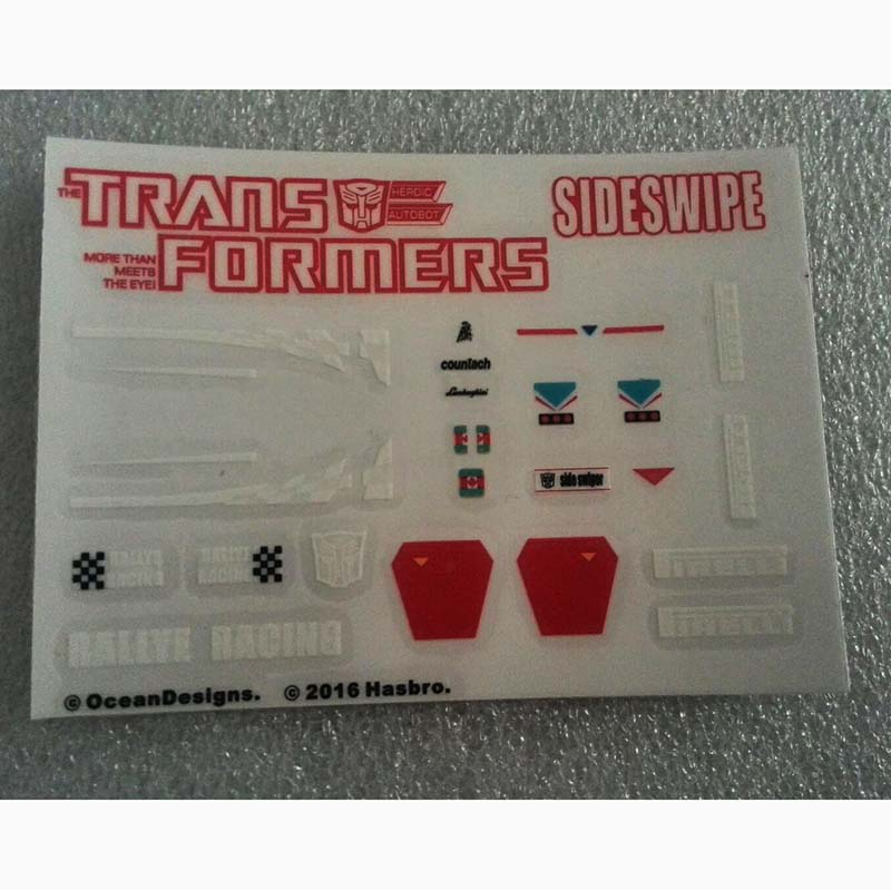 MP-12  Sideswipe Sticker