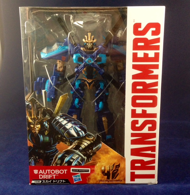 TAKARA TOMY TRANSFORMERS 4 AGE OF EXTINCTION AD-30 Sky Drift