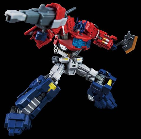 MakeToys Cross Dimension MTCD-01 Stiker Manus