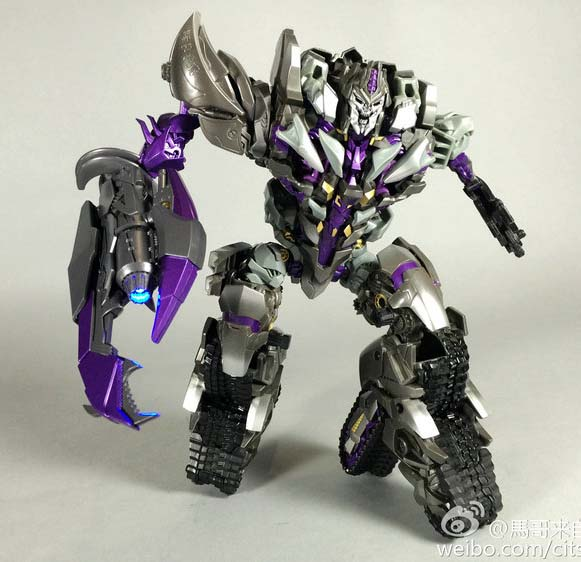 GOD PJ01 Mega Arm  Right Hand (Purple)