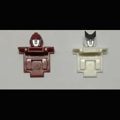 BESTTOYS G1 ENCORE 05 06 Ratchet Ironhide Head set (no box packi