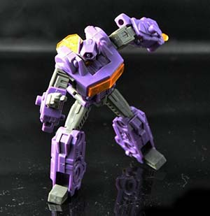 Warbotron WB-01F Shockwave Model Kit