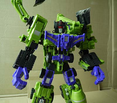 Green Robot  -Ver 2  NO BOX PACKING