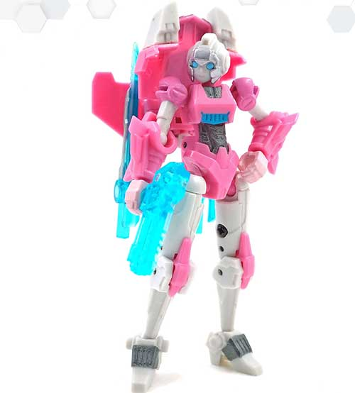 IronFactory IF-EX16 Pink Assassin (Teeny Tiny Arcee