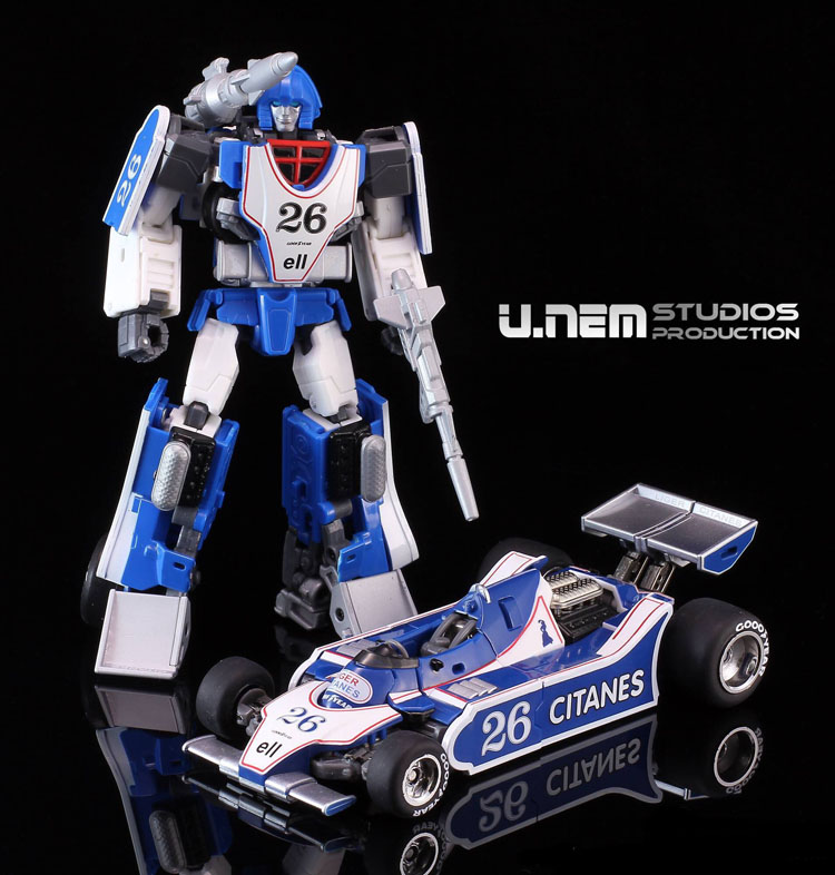 PS-01 Ocular Max- Sphinx (Second Run New color)