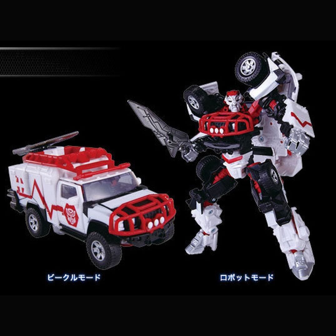 TAKARA TOMY TRANSFORMERS 4 AD-15 RATCHET