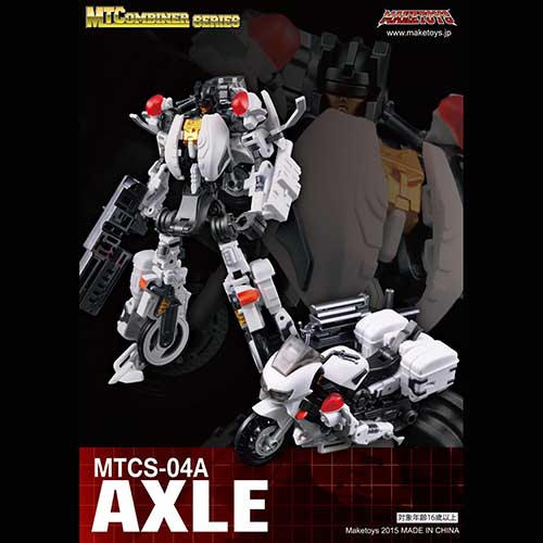 Maketoys - CM04A – AXLE~  Ship now