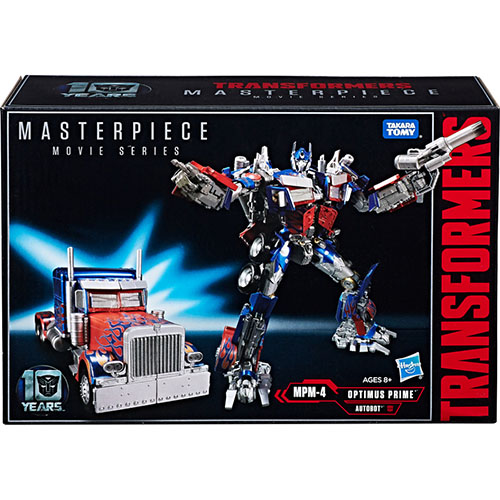 Hasbro MPM-4 Masterpiece  Optimus Prime