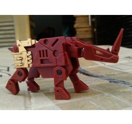 KFC CST-01J Rhinohorn G1 version