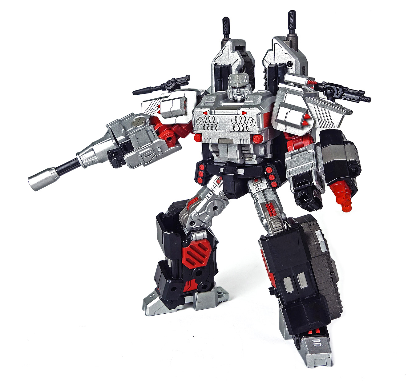 Black Friday Special~ Mega Steel - MS-01 Granville