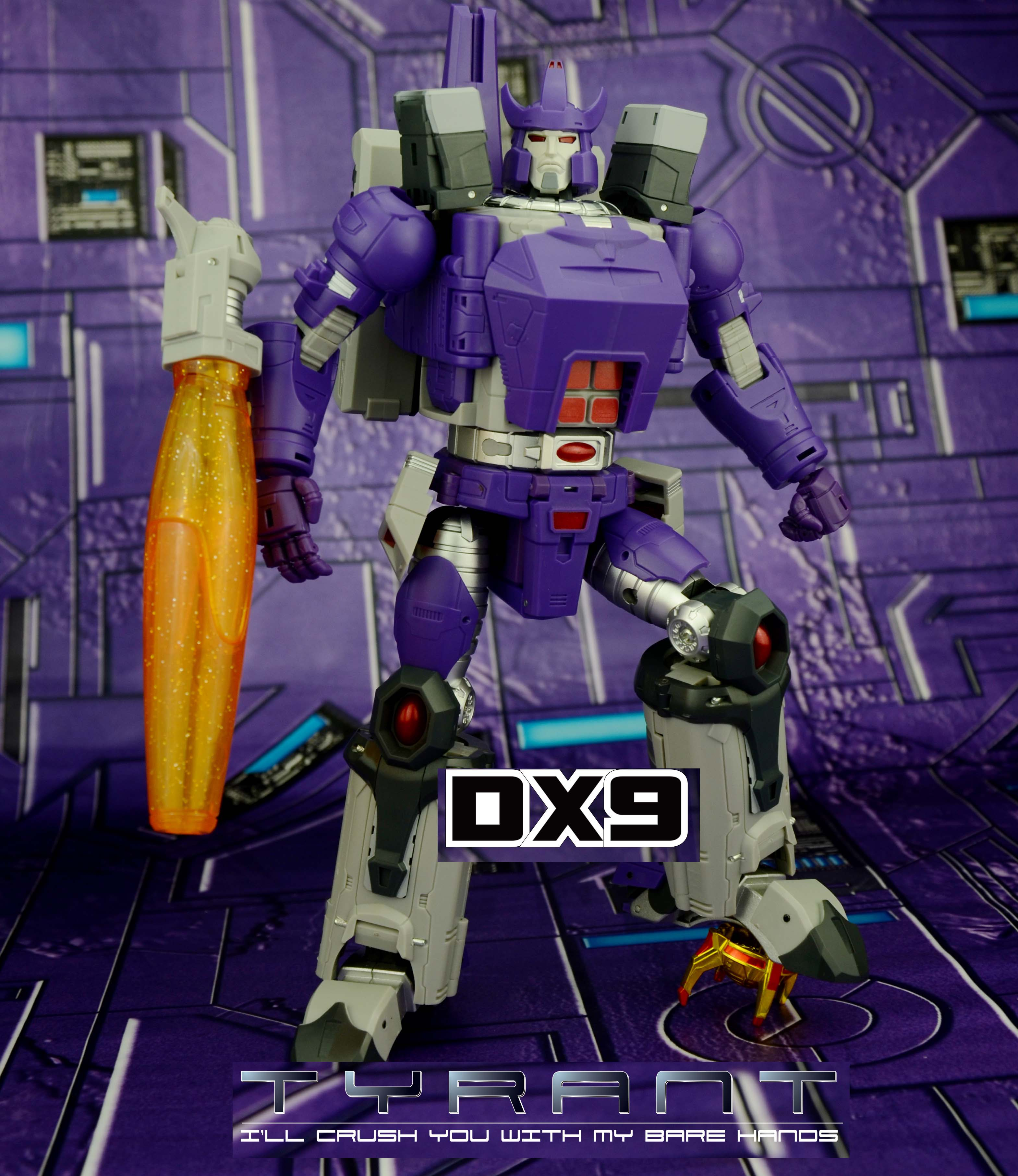 DX9 D07 - Tyrant (MP SIZE)