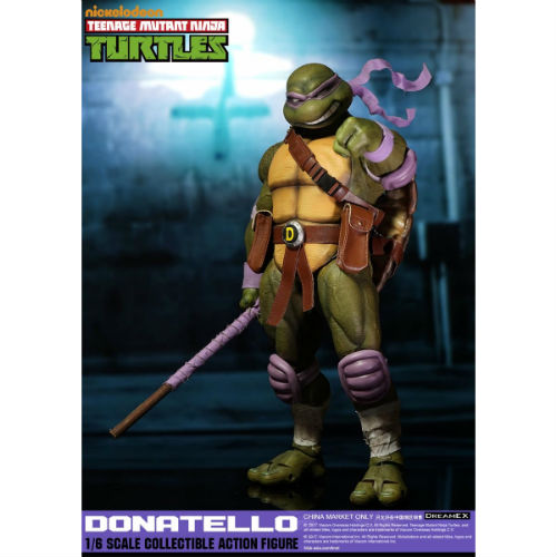 DreamEX Ninja Turtles 1/6 Donatello