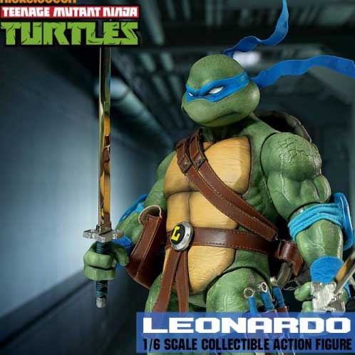 DreamEX Ninja Turtles 1/6 Leonardo