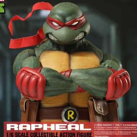 DreamEX Ninja Turtles 1/6 Raphael