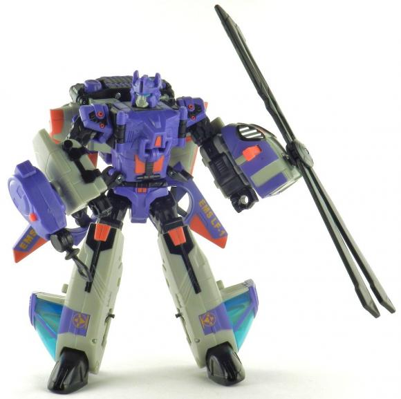 Transformers TFCC 2011  Shattered Glass Galvatron