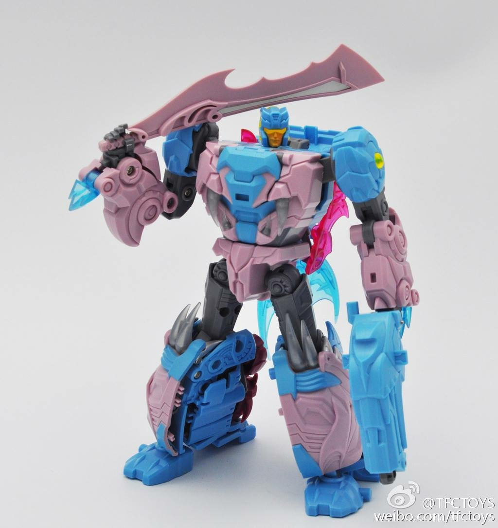 TFC Toys - Poseidon - P-03 Bigbite (no Box Packing)