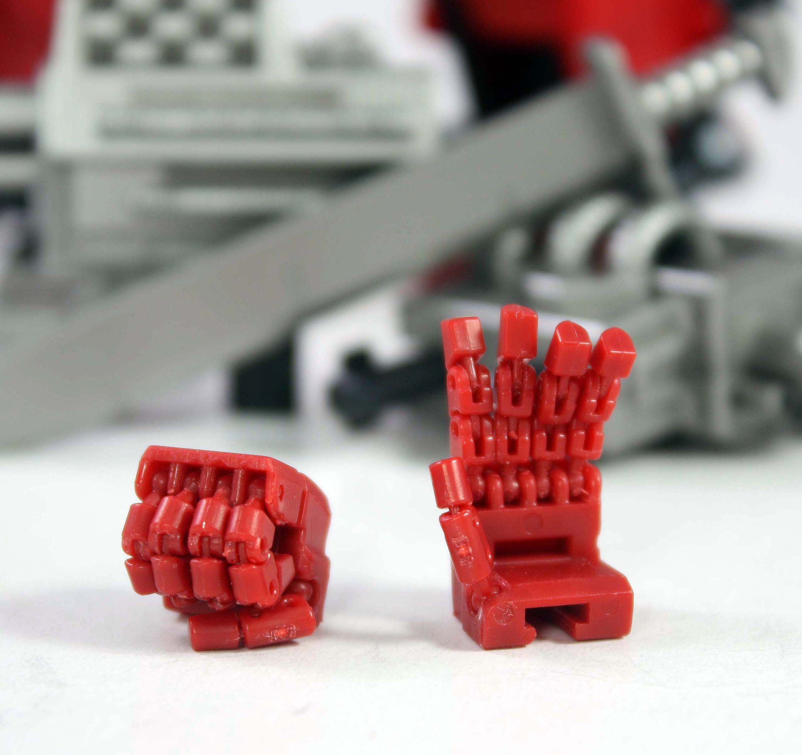KFC -KP-10 hands for MP12G (Red)