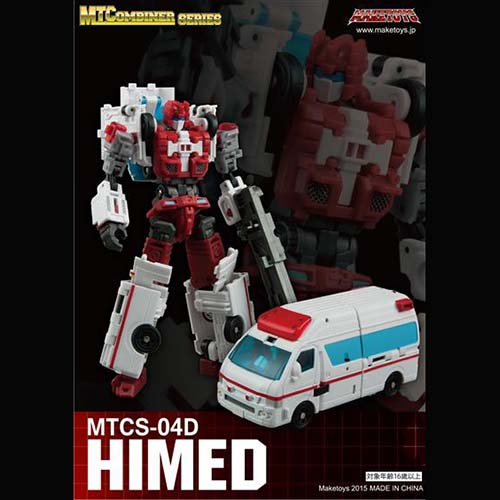 MakeToys - MTCM-04D -HIMED
