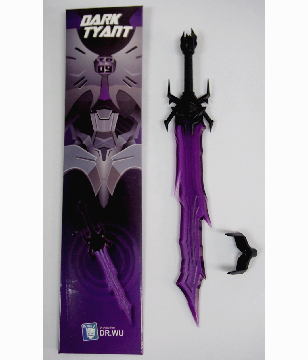 DR WU TP-09 Dark Star Saber Sword Accessory