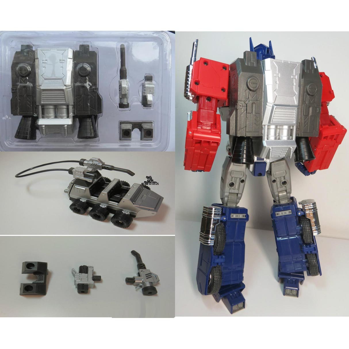 SXS-F01 Masterpiece Optimus Prime Rocket Pack (JP) Free Ship