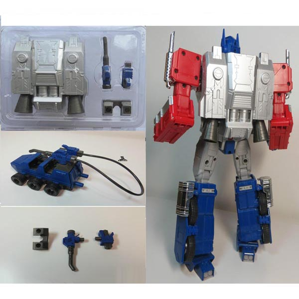 SXS-F01 Masterpiece Optimus Prime Rocket Pack (US) Free Ship