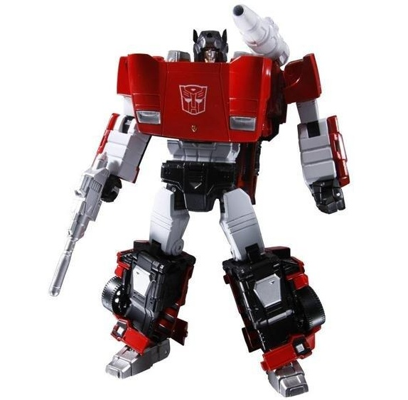 Takaratomy MP-12 Masterpiece Sideswipe / Lambor   With New Coin
