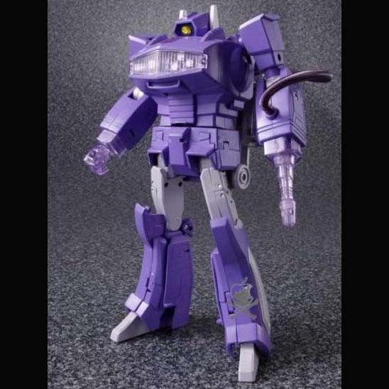 MP-29 Masterpiece Shockwave