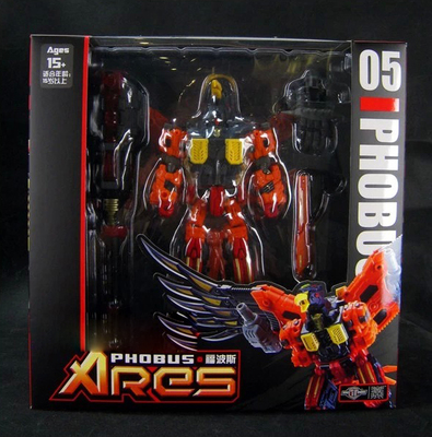 TFC Toys Ares  -05 Phobus