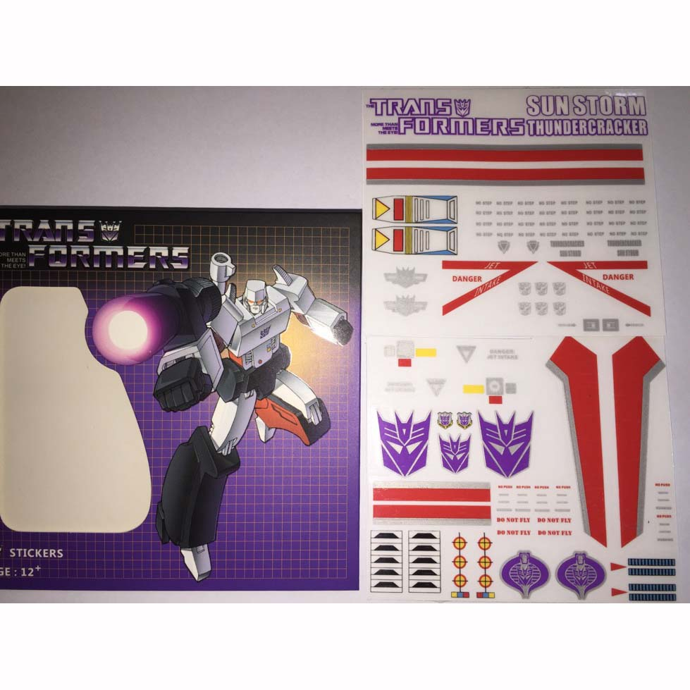 MP-11S Sunstorm Sticker